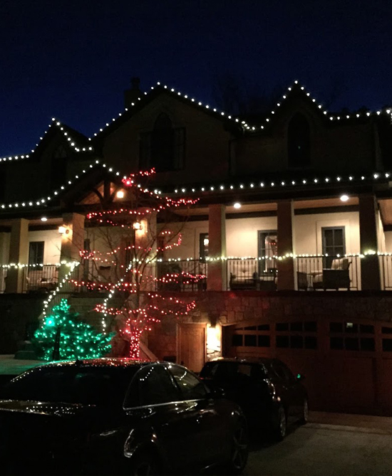 Residential Christmas Light Installation Denver & Boulder CO